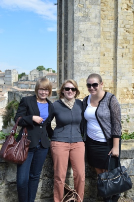 The Three Girls
