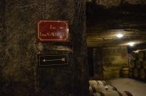 Rue dans le cave