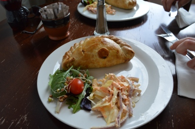 Cornish Pasty! Yum