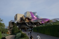 Frank Gehry's Amazing Hotel at Marques de Riscal