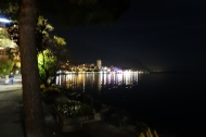 Montreaux by night