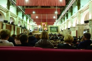 Inside the Auction Hall