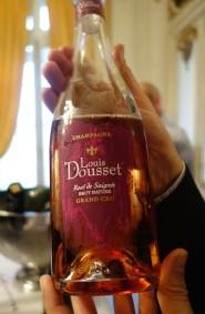 Louis Dousset Rose de Saignee