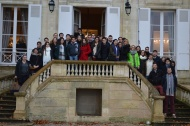 Wine Group 2 at Pichon Baron Comtesse de Lalande